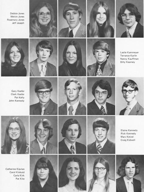 Lawrence High School Class of 1973 Lawrence, Kansas